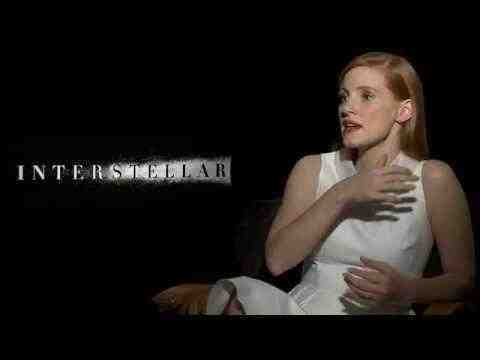 Interstellar - Jessica Chastain Interview