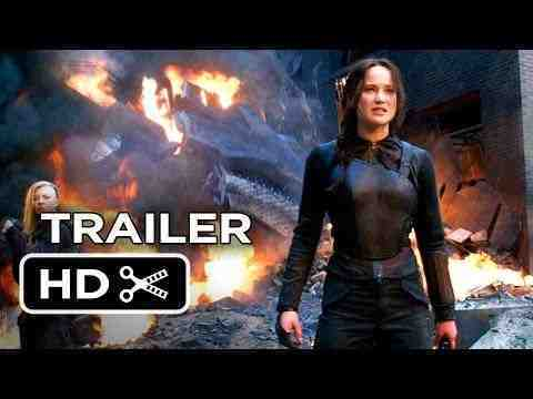 The Hunger Games: Mockingjay - Part 1 - trailer 2