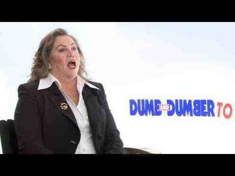 Dumb and Dumber To - Kathleen Turner Interview