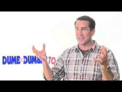 Dumb and Dumber To - Rob Riggle Interview