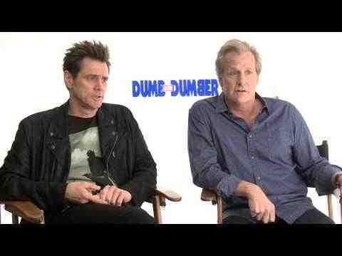 Dumb and Dumber To - Jim Carrey & Jeff Daniels Part 1