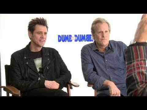 Dumb and Dumber To - Jim Carrey & Jeff Daniels Part 2