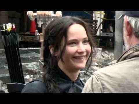 The Hunger Games: Mockingjay - Part 1 - Making of