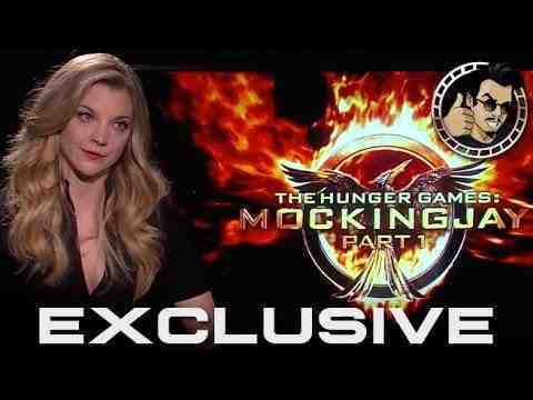 The Hunger Games: Mockingjay - Part 1 - Natalie Dormer Interview