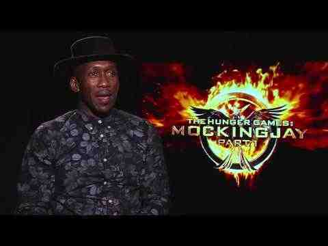 The Hunger Games: Mockingjay - Part 1 - Mahershala Ali Interview