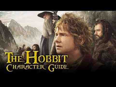 The Hobbit: The Battle of the Five Armies - Middle Earth Character Guide