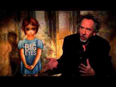 Big Eyes - Director Tim Burton Interview