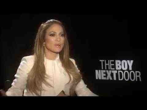 The Boy Next Door - Jennifer Lopez Interview Part 1