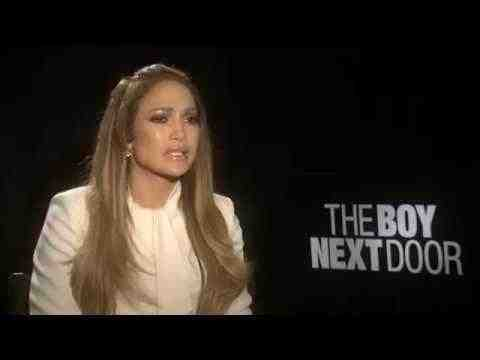 The Boy Next Door - Jennifer Lopez Interview Part 2