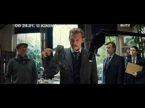 Mortdecai - TV Spot 1