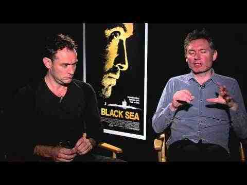 Black Sea - Jude Law and Kevin Macdonald Interview