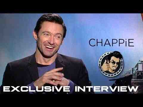 Chappie - Hugh Jackman Interview