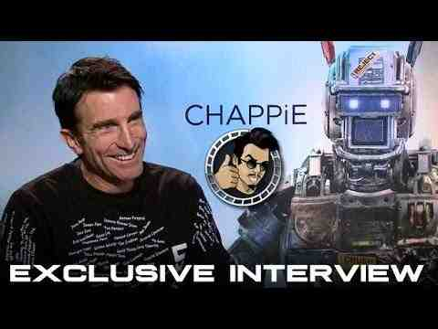 Chappie - Sharlto Copley Interview