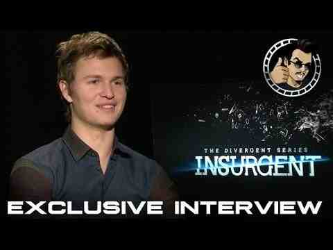 Insurgent - Ansel Elgort Interview