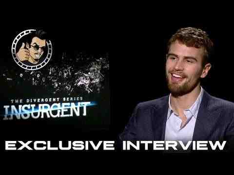 Insurgent -Theo James Interview