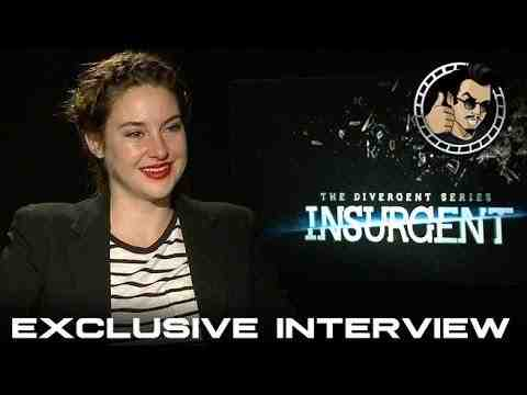 Insurgent - Shailene Woodley Interview