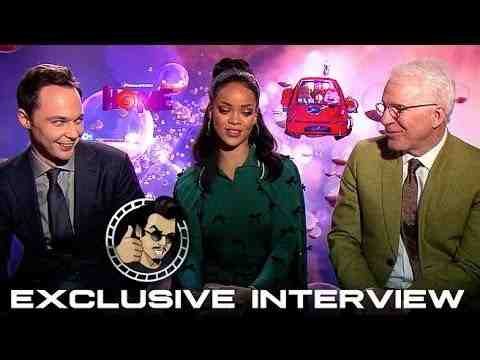 Home - Jim Parsons, Rihanna, Steve Martin Interview