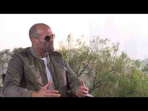 Furious 7 - Jason Statham Interview