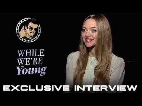 While We're Young - Amanda Seyfried Interview
