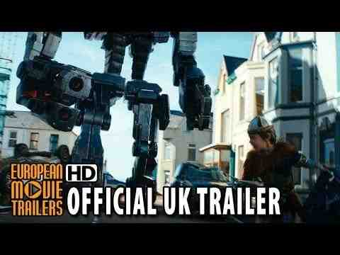 Robot Overlords - trailer 1