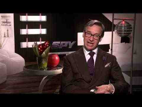 Spy - Director Paul Feig Interview