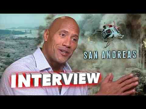 San Andreas - Dwayne Johnson Interview