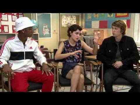 Me and Earl and the Dying Girl - Thomas Mann, Olivia Cooke, & RJ Cyler Interview