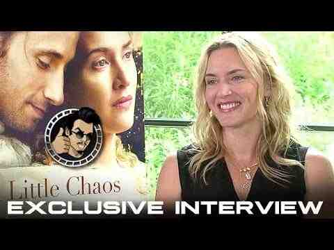 A Little Chaos - Kate Winslet Interview