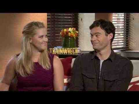 Trainwreck - Amy Schumer & Bill Hader Interview