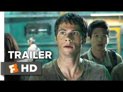 Maze Runner: The Scorch Trials - trailer 2