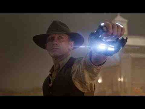 Cowboys & Aliens - trailer