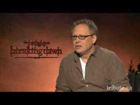 The Twilight Saga: Breaking Dawn - Part 1 - Bill Condon Interview