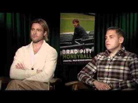 Brad Pitt & Jonah Hill - Moneyball Interview
