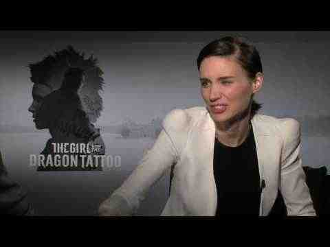 Daniel Craig, Rooney Mara and Christopher Plummer interviews