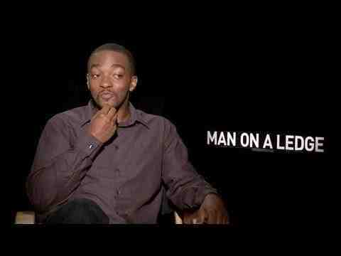 Man on a Ledge - Anthony Mackie Interview