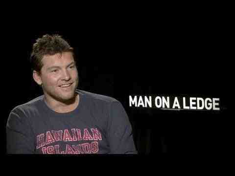 Man on a Ledge - Sam Worthington Interview