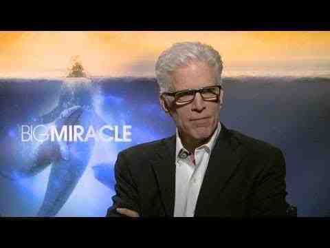 Big Miracle - Dermot Mulroney and Ted Danson Interview