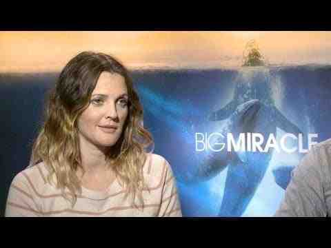 Big Miracle -  Drew Barrymore and John Krasinski Interview
