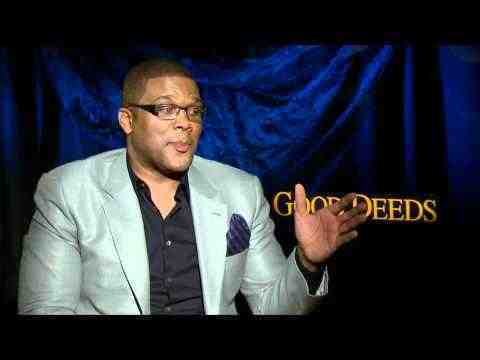 Good Deeds - Tyler Perry Interview