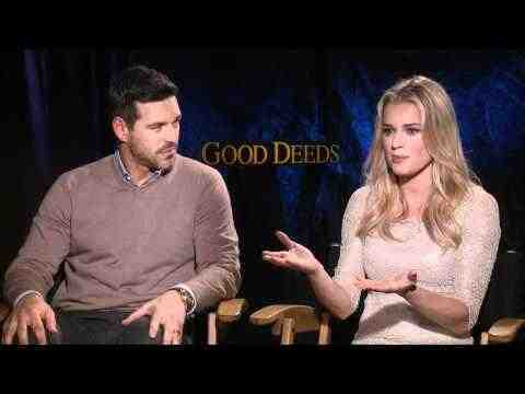 Good Deeds - Rebecca Romijn and Eddie Cibrian Interview