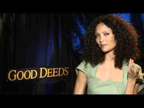 Good Deeds - Thandie Newton Interview
